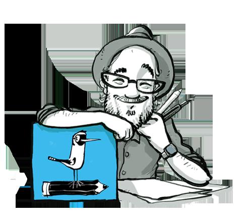 schnellzeichner daniel stieglitz logo
