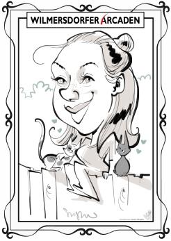 schnellzeichner iPad karikaturist Berlin 00011