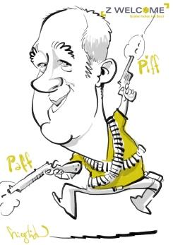 schnellzeichner karikaturist iPad München Bayern 00020