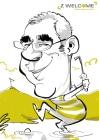 schnellzeichner karikaturist iPad München Bayern 00024