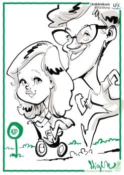 schnellzeichner karikaturist würzburg 00009