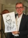 schnellzeichner karikaturist ZDF wähl mich berlin 00019