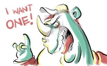 Berlin IFA 2016 schnellzeichner messezeichner karikaturist live event zeichner 00010