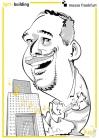 frankfurt messe schnellzeichner karikaturist messezeichner daniel stieglitz iPad zeichner