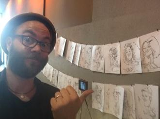 Köln schnellzeichner messezeichner karikaturist live zeichner 00006
