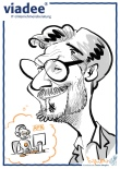 leipzig viadee schnellzeichner karikaturist messezeichner daniel stieglitz 00012