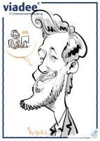 leipzig viadee schnellzeichner karikaturist messezeichner daniel stieglitz 00039