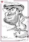 mannheim continental schnellzeichner messezeichner karikaturist live event zeichner 00007