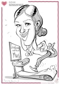 mannheim continental schnellzeichner messezeichner karikaturist live event zeichner 00013