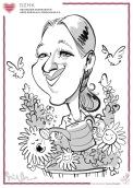 mannheim continental schnellzeichner messezeichner karikaturist live event zeichner 00034