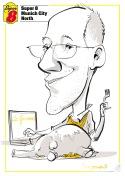 münchen super8 eröffnung schnellzeichner karikaturist messezeichner daniel stieglitz 00010
