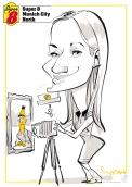 münchen super8 eröffnung schnellzeichner karikaturist messezeichner daniel stieglitz 00017