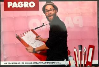 regensburg PAGRO schnellzeichner messezeichner karikaturist live event zeichner Daniel Stieglitz