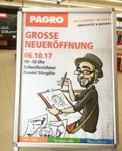 regensburg PAGRO schnellzeichner messezeichner karikaturist live event zeichner 00025