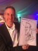schnellzeichner messezeichner karikaturist live zeichner Hamburg Mignon Daniel Stieglitz