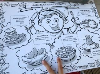 schnellzeichner messezeichner karikaturist live zeichner Kassel 00002