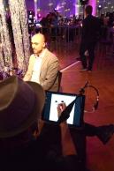 Zürich Schweiz iPad Schnellzeichner MEssezeichner live event Karikaturist Daniel Stieglitz 00002