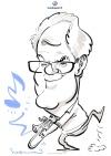 Zürich Schweiz iPad Schnellzeichner MEssezeichner live event Karikaturist Daniel Stieglitz digitaler Zeichner