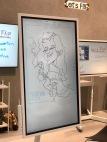 berlin IFA 2018 SAMSUNG schnellzeichner karikaturist ipad zeichne event daniel stieglitz00021