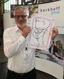 düsseldorf KALAYDO messe karrieretag schnellzeichner karikaturist ipad zeichner event daniel stieglitz 00002