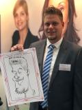 düsseldorf KALAYDO messe karrieretag schnellzeichner karikaturist ipad zeichner event daniel stieglitz 00004