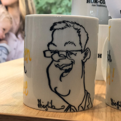 HUK berlin schnellzeichner karikaturist ipad zeichner event daniel stieglitz 00004