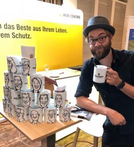 HUK berlin schnellzeichner karikaturist ipad zeichner event daniel stieglitz 00010