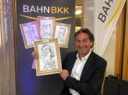 leipzig BAHN bkk schnellzeichner karikaturist ipad zeichne event daniel stieglitz