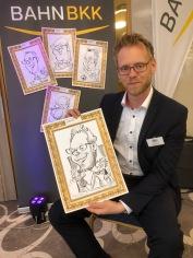 leipzig BAHN bkk schnellzeichner karikaturist ipad zeichne event daniel stieglitz00003