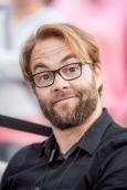 R+V Versicherung Wiesbaden schnellzeichner karikaturist ipad zeichner event daniel stieglitz