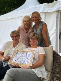 R+V Versicherung Wiesbaden schnellzeichner karikaturist ipad zeichner event daniel stieglitz 00033
