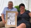 R+V Versicherung Wiesbaden schnellzeichner karikaturist ipad zeichner event daniel stieglitz 00046