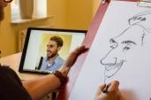 SABIO hamburg schnellzeichner karikaturist ipad zeichner event daniel stieglitz 00004