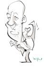 schnellzeichner karikaturist ipad zeichner event daniel stieglitz frankfurt messe 2