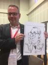 Cisco Berlin Messezeichner Schnellzeichner iPad zeichner Karikaturist Event Zeichner artist Daniel Stieglitz 00002