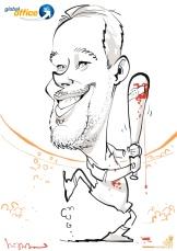 frankfurt global office Messezeichner Schnellzeichner iPad zeichner Karikaturist Event Zeichner artist Daniel Stieglitz 00002