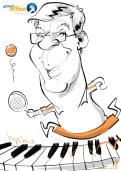frankfurt global office Messezeichner Schnellzeichner iPad zeichner Karikaturist Event Zeichner artist Daniel Stieglitz 00005