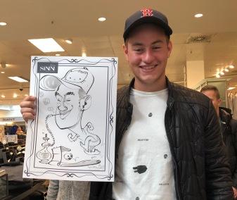 Sinn oberhausen NRW Messezeichner Schnellzeichner iPad zeichner Karikaturist Event Zeichner artist Daniel Stieglitz 00006