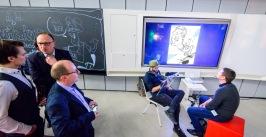 schnellzeichner daniel stieglitz iPad digital Karikaturist Frankfurt