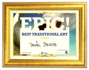 + eurocature 2018 best traditional art Daniel Stieglitz
