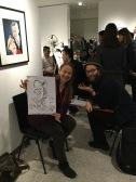 schnellzeichner daniel stieglitz kassel messezeichner iPad caricaturist live event karikaturist eurocature 2017 wien00099