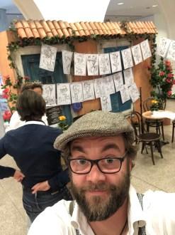 schnellzeichner daniel stieglitz kassel messezeichner iPad caricaturist live event karikaturist kassel kongresspalais marketwing 00062