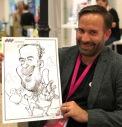 schnellzeichner daniel stieglitz kassel messezeichner iPad caricaturist live event karikaturist kassel kongresspalais marketwing 00070