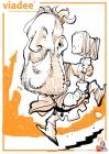 schnellzeichner daniel stieglitz kassel messezeichner iPad caricaturist live event karikaturist messe mainz JAX viadee 00025