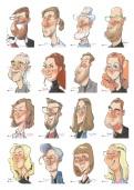 schnellzeichner daniel stieglitz kassel messezeichner iPad caricaturist live event karikaturist messe plentymarkets 00005