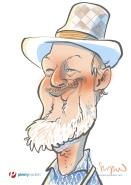 schnellzeichner daniel stieglitz kassel messezeichner iPad caricaturist live event karikaturist messe plentymarkets 00018