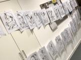 schnellzeichner daniel stieglitz messezeichner caricaturist live event karikaturist weihnachtsfeier lippstadt