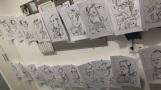 schnellzeichner daniel stieglitz messezeichner caricaturist live event karikaturist weihnachtsfeier lippstadt 00003