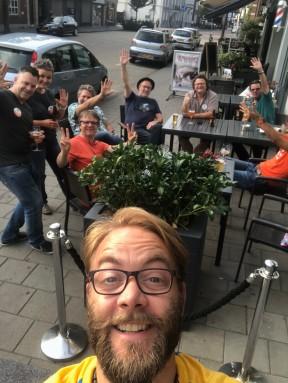 schnellzeichner daniel stieglitz messezeichner iPad caricaturist live event karikaturist montmartre eindhoven minicon niederlande 00070