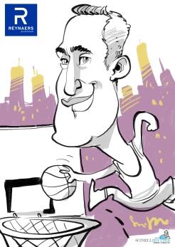 schnellzeichner daniel stieglitz münchen iPad caricaturist live event karikaturist firmenfeier 00098